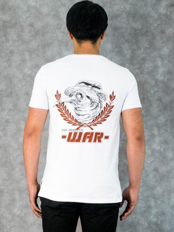 Casaca Camiseta War Industrias Roboto