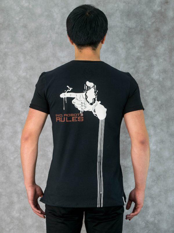 Casaca Camiseta Revolver Industrias Roboto