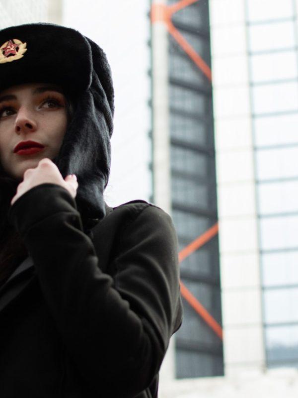 Ushanka Civil La Panadería Rusa