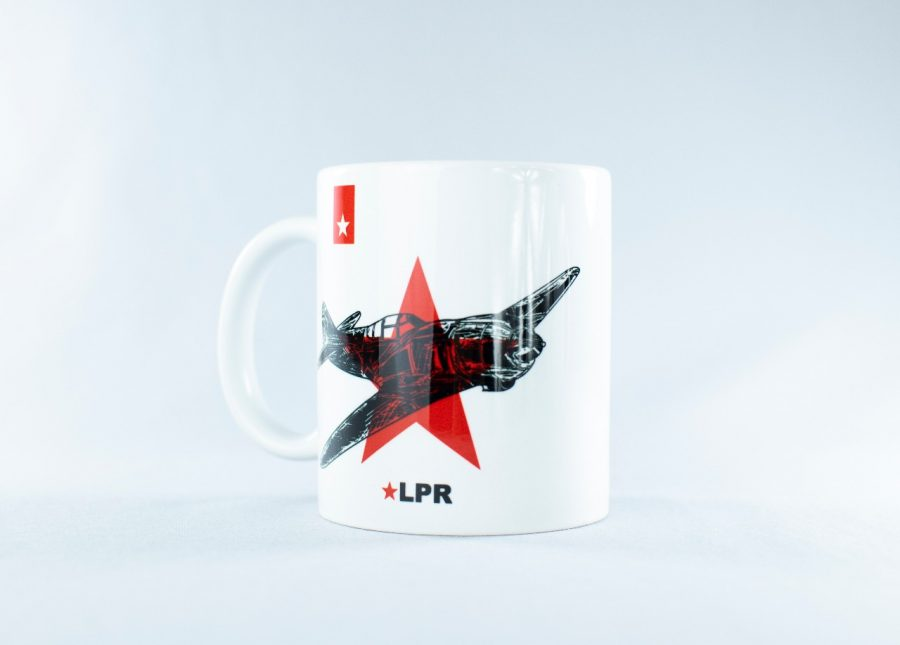 Mugs Avión La Panaderia Rusa