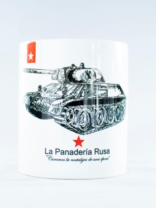 Mugs Tanque La Panaderia Rusa