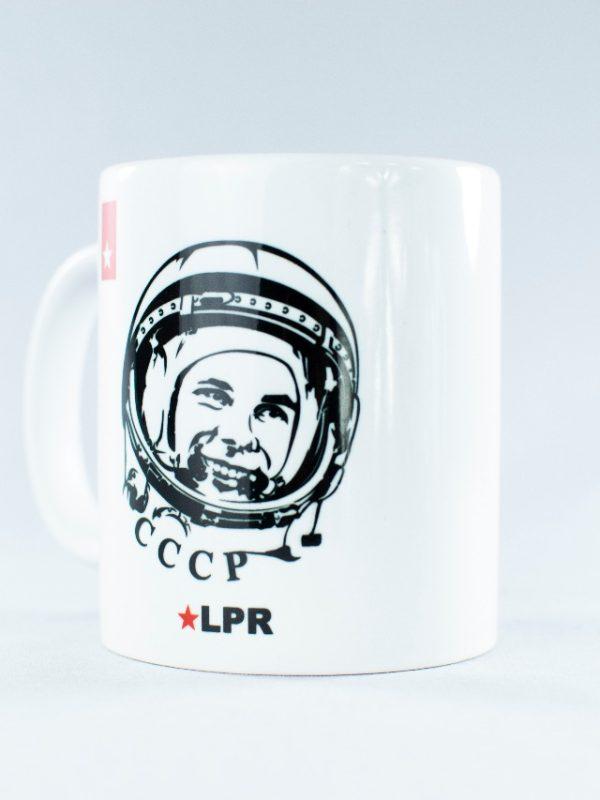Mugs Yuri Gagarin La Panaderia Rusa