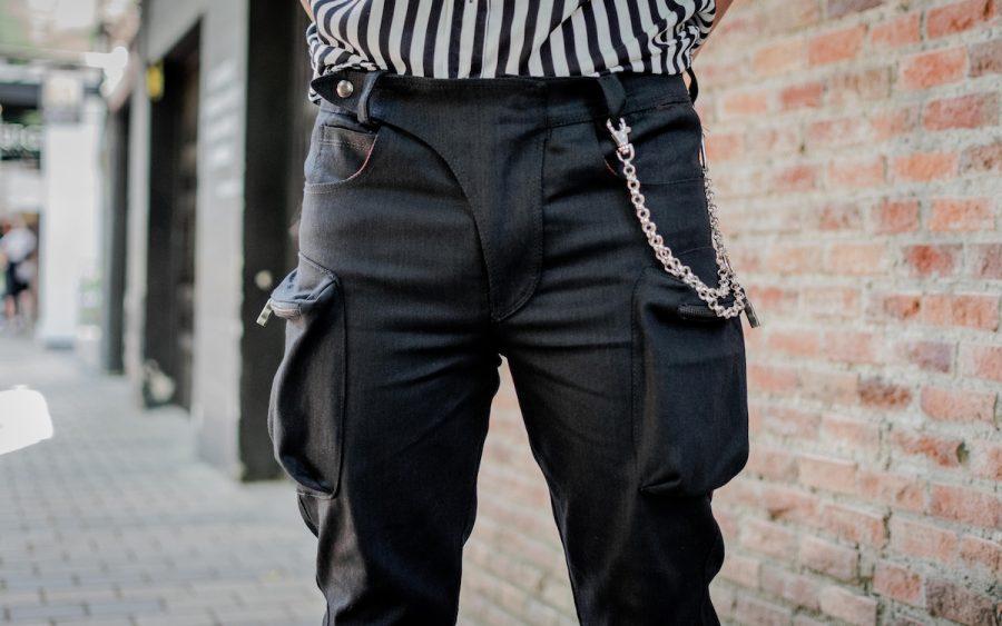 Cargo Negro Hombre