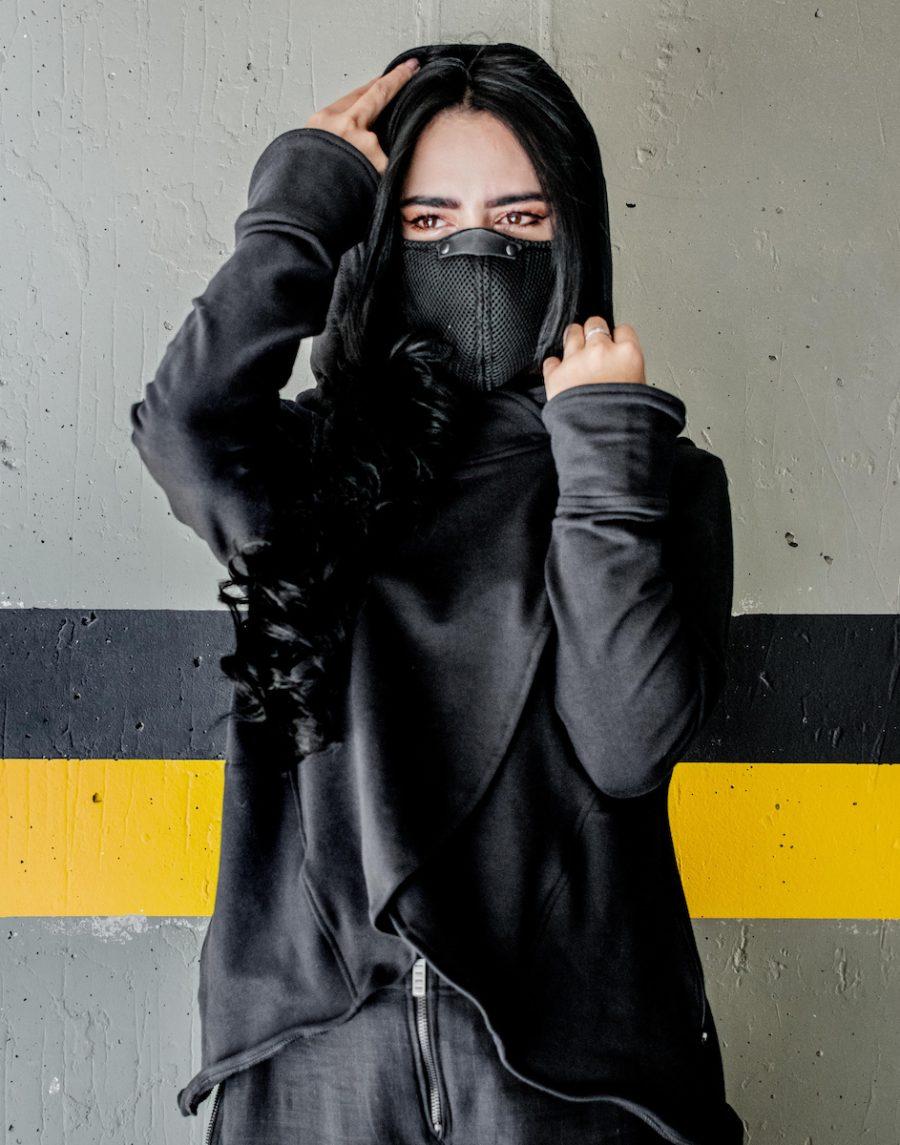 Hoodie Tokio Mujer