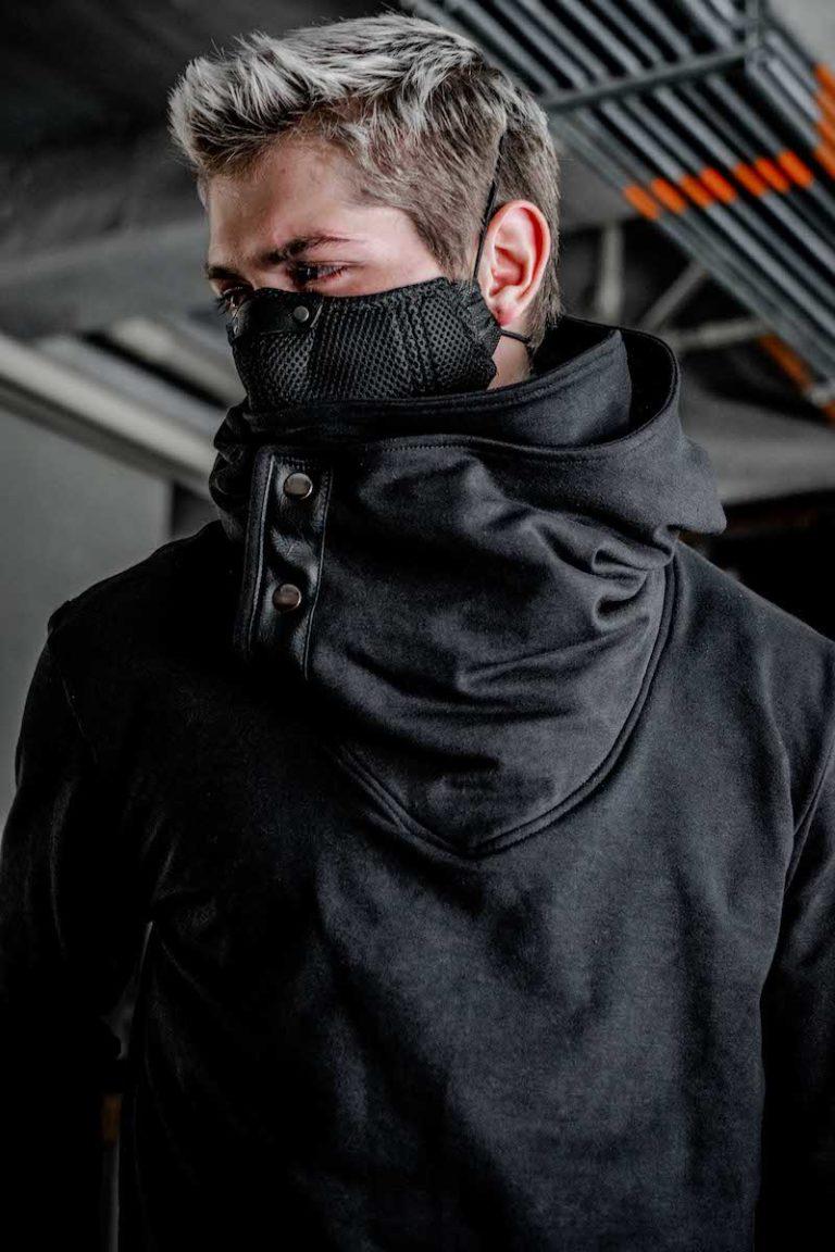 Hoodie Ninja Hombre