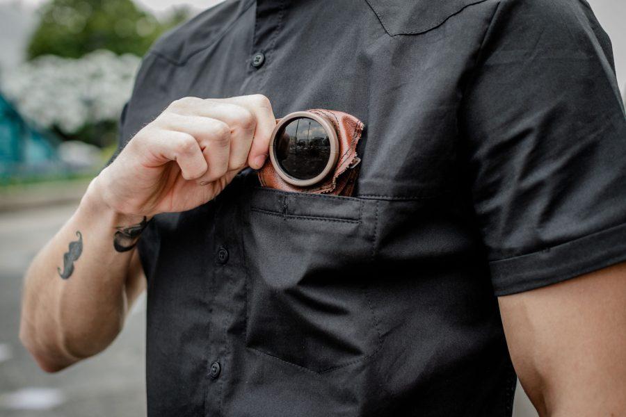 Camisa Black Basic Corta