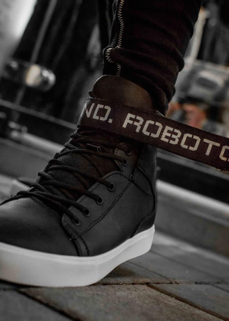 Airshoes Negro