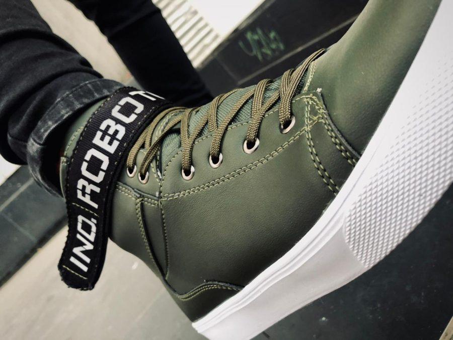 Airshoes Verde